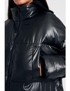 light-before-dark-maxi-puffer-jacket by light-before-dark