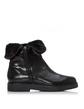 Adelinah Black Leather by Moda In Pelle