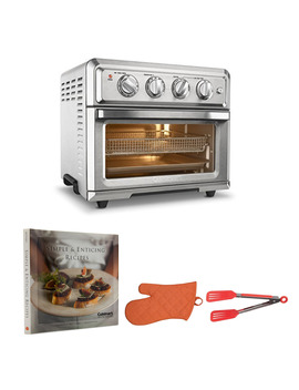 cuisinart-toa-60-air-fryer-convection-oven-with-cookbook,-oven-mitt,-and-flipper-tongs by cuisinart