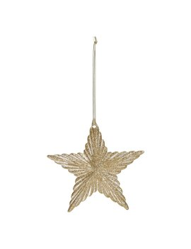 wilko-luxe-sparkle-gold-star-christmas-tree-decorationwilko-luxe-sparkle-gold-star-christmas-tree-decoration by wilko