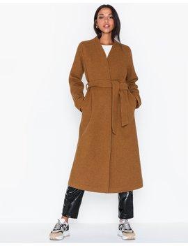Yassteva Wool Coat by Y.A.S
