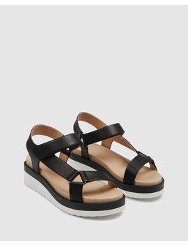 carver-low-heel-wedges-black-leather by jo-mercer