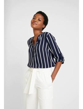 stridy-blouse---bluzka by kaffe