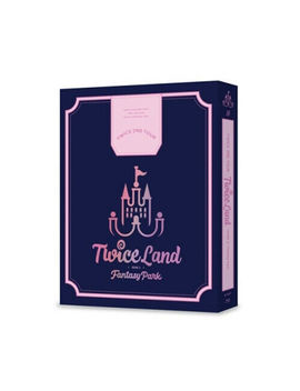 twice-[twiceland-zone-2:fantasy-park]-blu-ray-2disc+poster+pbook+frame+card+gift by ebay-seller