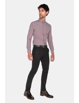 slim-fit-pants by mrp
