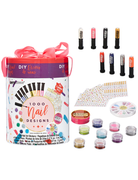 ($17-value)-onyx-1000-nail-designs-nail-art-gift-set by onyx-brands