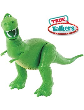 rex-true-talkers-figure-disney-pixars-toy-story-4 by smyths