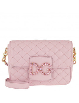 Dg Millennials Crossbody Bag Rosa Carne by Dolce&Gabbana