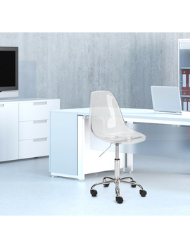 mainstays-acrylic-rolling-office-chair by mainstays