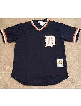 kirk-gibson-detroit-tigers-retro-throwback-jersey-mens-xl-nwt-mesh by ebay-seller