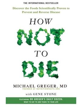How Not To Die by Booktopia