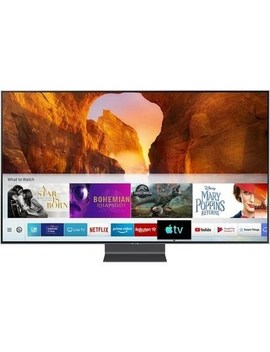 """Samsung Qe75 Q90 R 75"""" 4 K Ultra Hd Smart Hdr 2000 Qled Tv With Direct Full Array Elite by Samsung"""