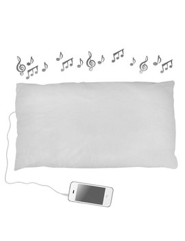 I Music Pillow by Iwoot