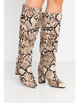 oxford---laarzen by miss-selfridge