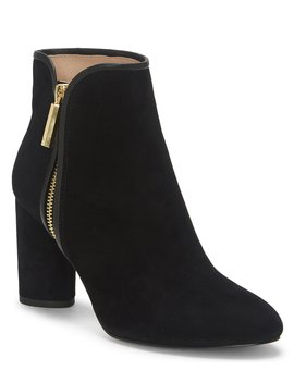 zander-leather-&-suede-booties by louise-et-cie
