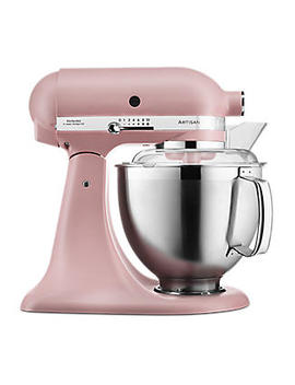 Kitchen Aid Artisan 185 Stand Mixer Dried Rose 4.8 L 5 Ksm185 Psbdr by Lakeland