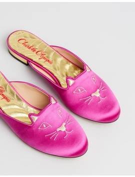 sabot-kitty-mules by charlotte-olympia