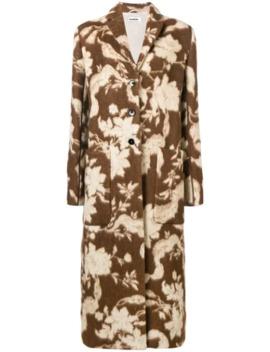 fullerton-floral-coat by jil-sander