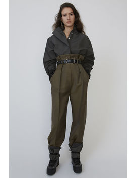 paperbag-waist-trousers-antique-brown by acne-studios