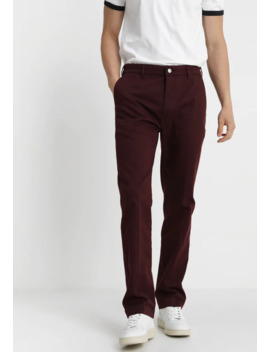 502-sta-prest---pantalones-chinos---mulled-wine by levis®