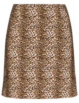 ohio-leopard-print-mini-skirt by marcia