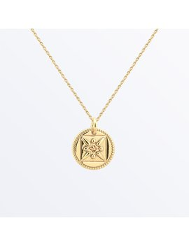 gold-coin-necklace-- -good-luck-necklace - - - - - - -regular-price - - - -£55 by ana-luisa