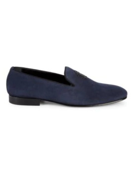 firenze-suede-smoking-slippers by roberto-cavalli