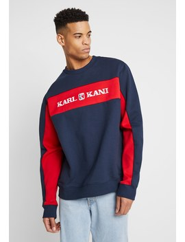 retro-block-crew---sweatshirt by karl-kani