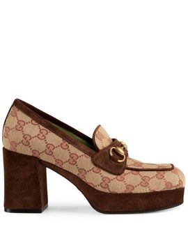 gg-platform-mid-heel-loafers by gucci