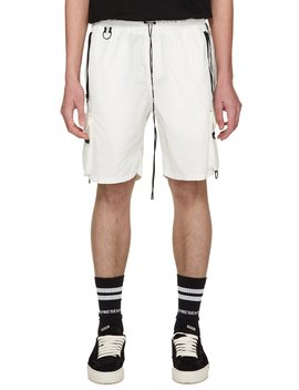 Military Shorts   White by Represent
