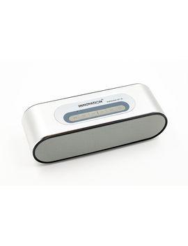 Boxa Portabila Bluetooth Rapsodia 301, De La Innovation, Fm Radio, Tf Card, Aux In, 2 X 5 W, Meniu Audio In Limba Romana by Innovation