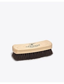 Heritage Shoe Shine Brush by Nisolo