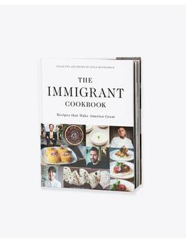 Immigrant Cookbook by Nisolo