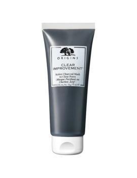 clear-improvement-active-charcoal-mask-to-clear-pores-aktivkohle-maske-origins-masken by origins