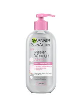 mizellen-waschgel-all-in-1-gesichtsreinigungsgel-garnier-skin-active by garnier