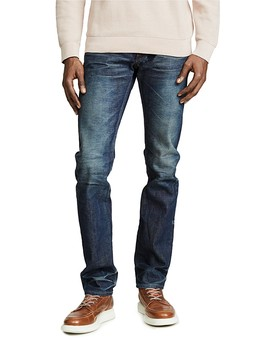 doran-selvedge-slim-fit-jeans by fabric-brand-&-co
