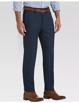 Haggar Cool 18® Navy Slim Fit Pants by Haggar