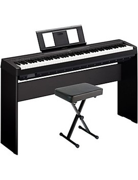 P 45 Lxb Digital Piano With Stand And Bench by Yamaha