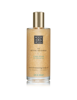 The Ritual Of Karma   Body Shimmer Oil by Rituals