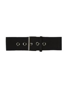 Stretch Webbed  Waist Belt by Bardot