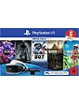 Play Station 4 »Vr Mega Pack 2« Virtual Reality Brille (Oled, Inkl. Kamera Und 5 Spiele (Voucher 2.0) by Otto