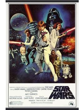 Star Wars   Episode Iv New Hope   Classic Movie Poster by All Posters