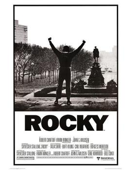 Rocky   Movie Score Arms Up by All Posters