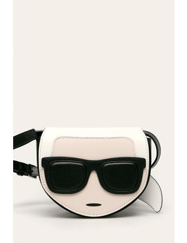 Karl Lagerfeld   Nerka Skórzana by Karl Lagerfeld
