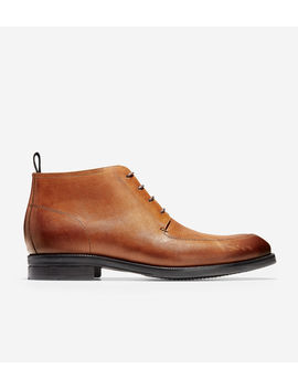 Wagner Grand Apron Chukka&Nbsp;Boot by Cole Haan