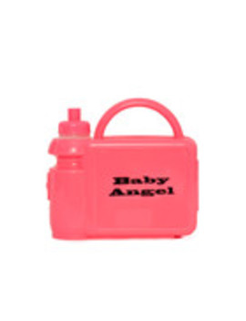 Lunchbox With Waterbottle by Baby Angel