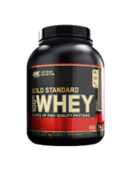 Optimum Nutrition Gold Standard 100% Whey Powder Chocolate 908g by Optimum Nutrition Gold Standard 100% Whey Powder Chocolate 908g