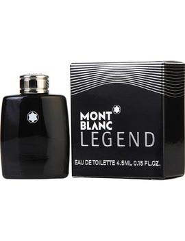 Mont Blanc Legend   Eau De Toilette Mini 0.15 Oz by Mont Blanc