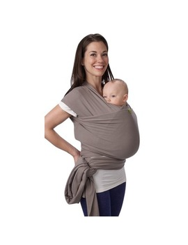 Boba Wrap Baby Carrier Grey by Well