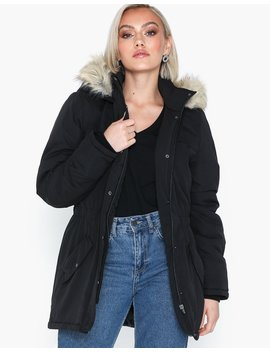 Jdystar Kia Fall Parka Jacket Otw G by Jacqueline De Yong